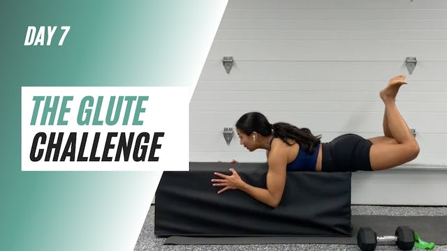 Day 7 of the GLUTE challenge