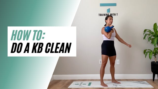 How to do a KB clean