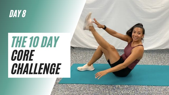 Day 8 of the CORE challenge