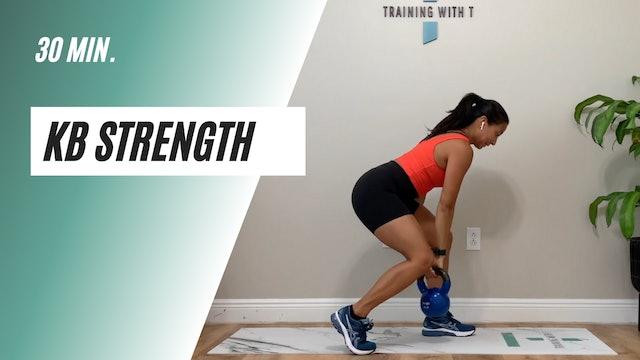 30 min. KB strength