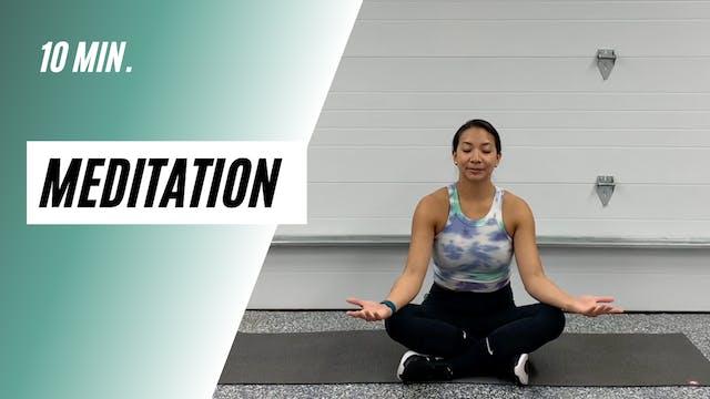 10 min. Guided Meditation