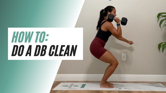 How to do a DB clean