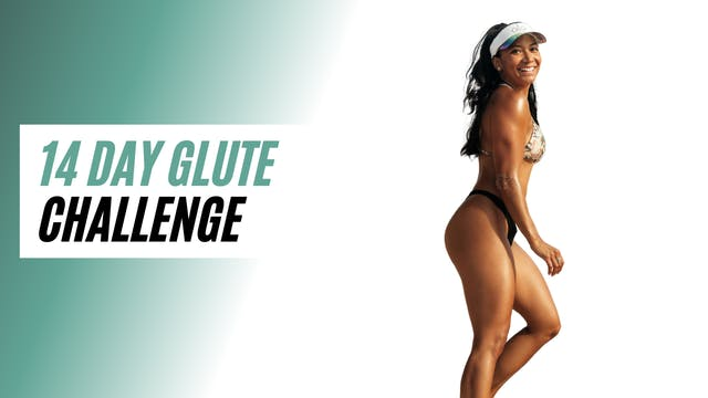 14 day GLUTE challenge