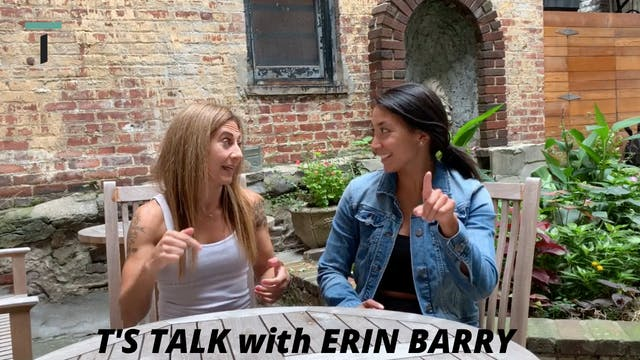 T's Talk with NYC coach Erin Barry