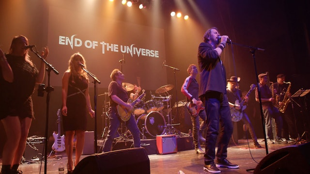 End Of The Universe Live at The Gramercy