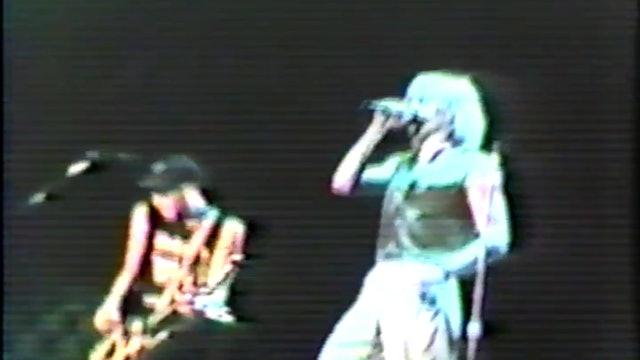 Cheap Trick 1985 St Louis