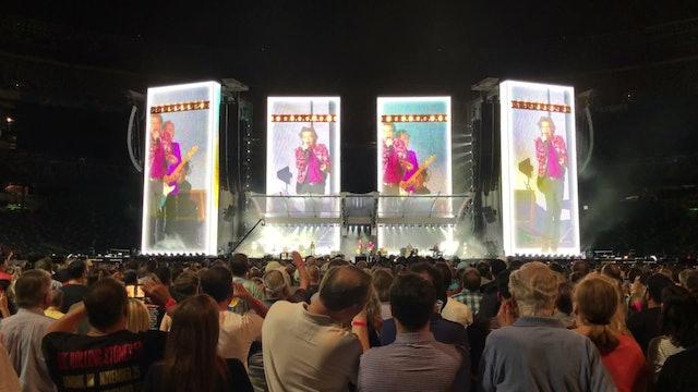 The Rolling Stones Street Fighting Man Met Life Stadium Aug 1 2019