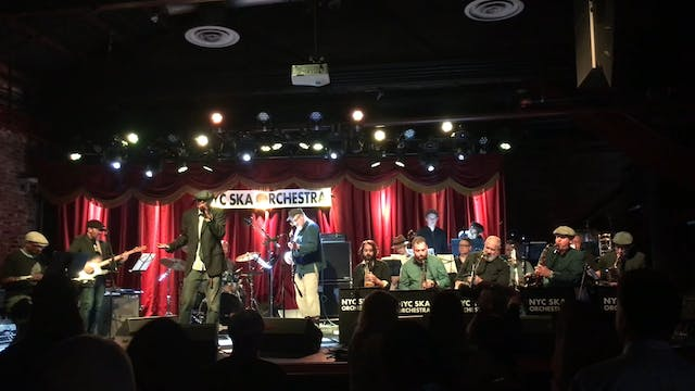 NYC Ska Orchestra Live At The Brookly...