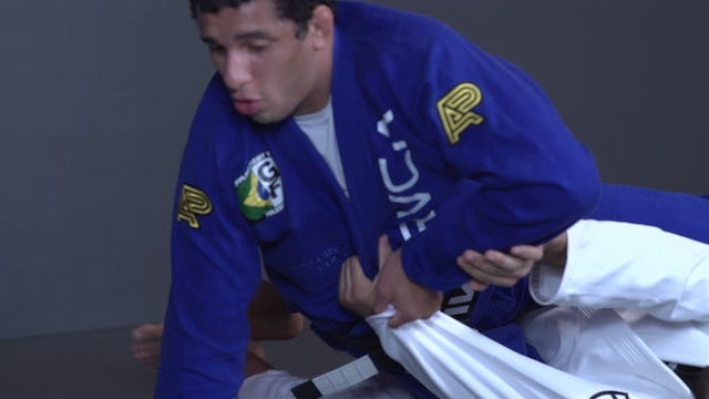 Muscle Sweep Variation to Omoplata [BJJ-05-01-16]