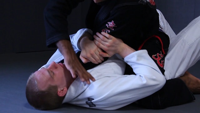 One Hand Americana and Wrist Look [BJJ-05-09-05]