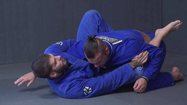 Wrapping the Arm to Triangle [BJJ-05-01-17]