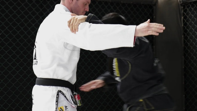 Slap Defense [BJJ-01-01-03]