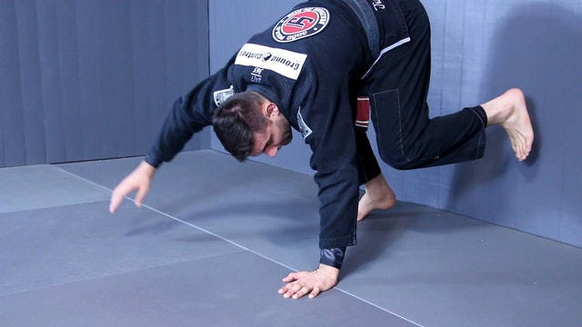Forward Roll [BJJ-07-01-03]