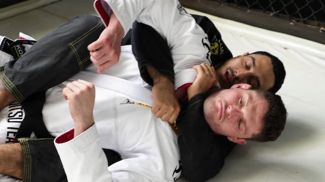 Cross Collar Choke [BJJ-05-11-01]
