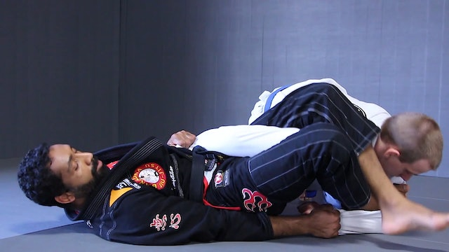 Going to Omoplata Finishing on the Kimura [BJJ-05-04-05]