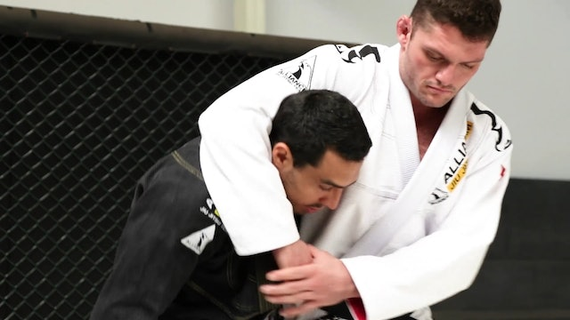 Headlock Defense [BJJ-01-01-02]