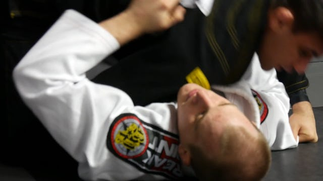 Basic Hook Sweep [BJJ-04-05-01]