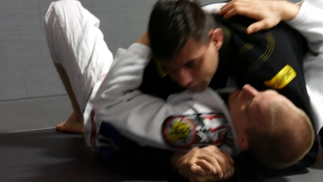 Hip Shift [BJJ-03-05-02]