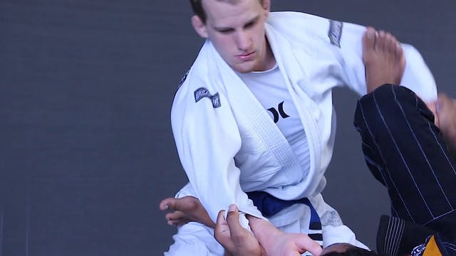 Feet on the Hip and Biceps Sweep [BJJ...