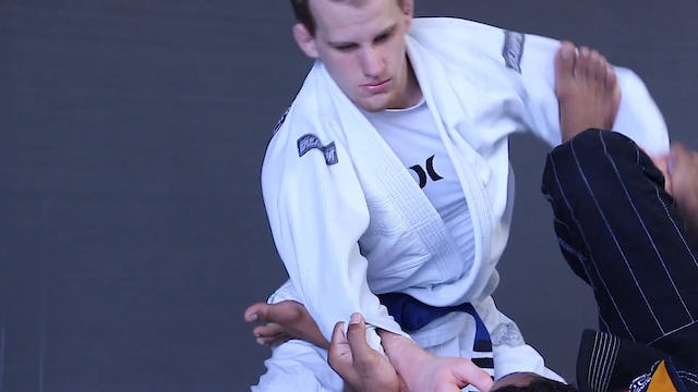 Feet on the Hip and Biceps Sweep [BJJ-04-04-01]