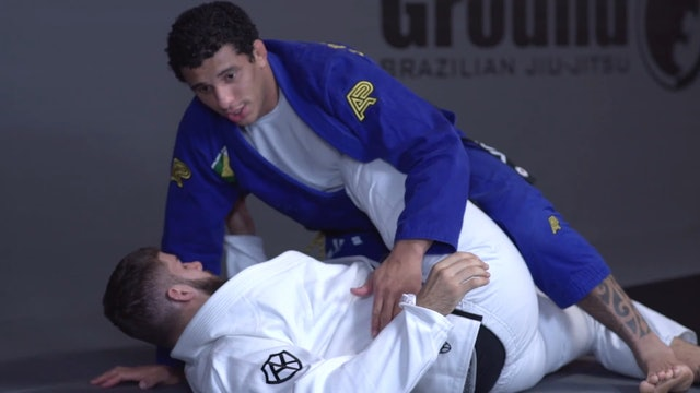 Forward Roll Sweep [BJJ-04-04-04]