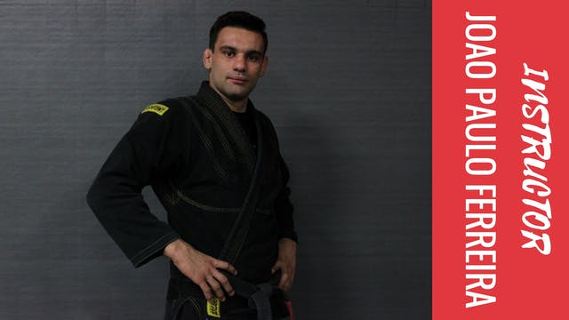 Instructor - João Paulo Ferreira