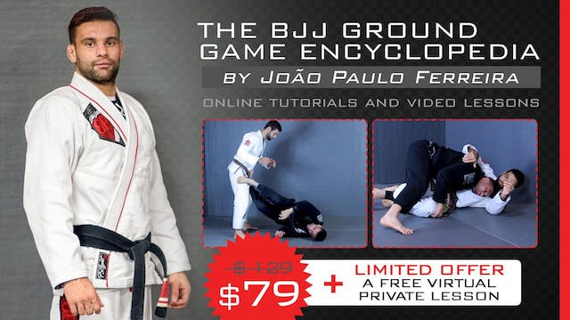 THE BJJ GROUND GAME ENCYCLOPEDIA