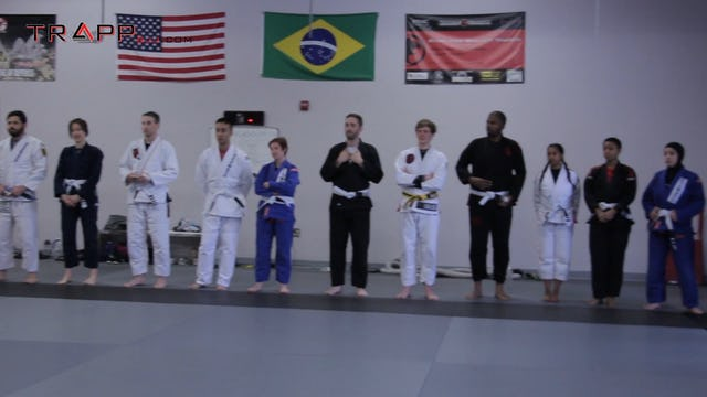 Marysia's Seminar at Ground Control - Spider Guard to X Hook Variations