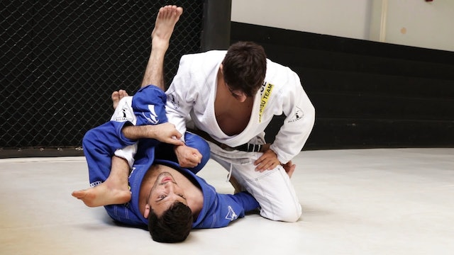 Waiter Sweep   [BJJ-04-02-16]