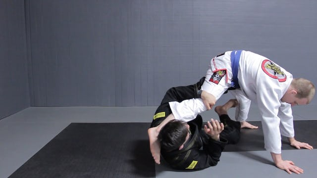 Technical Stand Up to Ankle Pick #2 [BJJ-04-07-08]