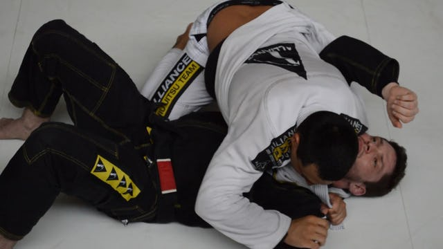 Far Side Lapel Choke [BJJ-05-10-01]