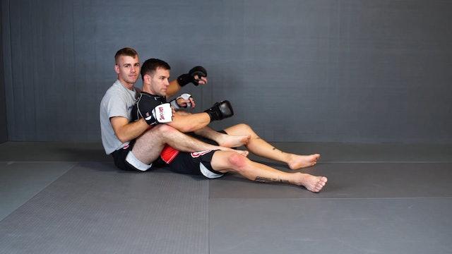 MMA - Rear Naked Choke [BJJ-05-11-03]