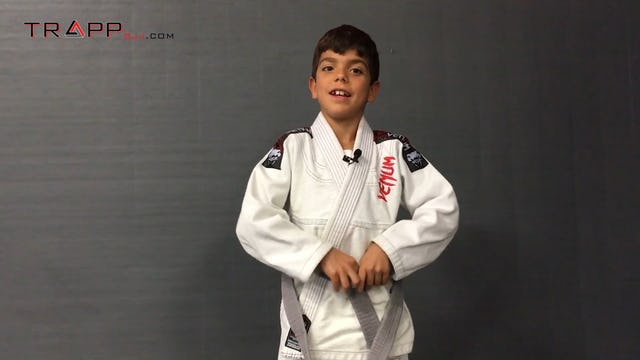 How to Tie Your BJJ Belt