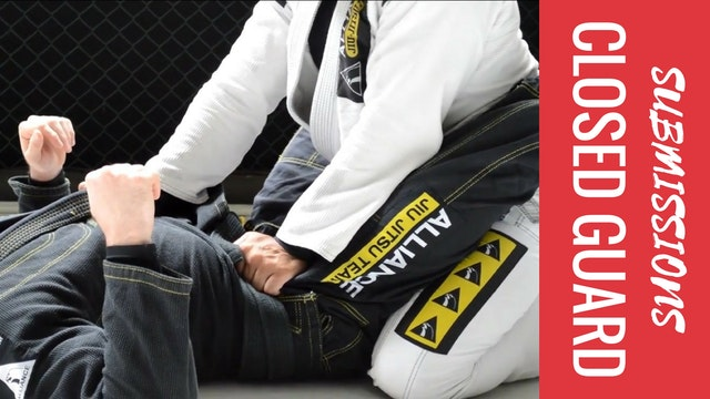 Submissions - Closed Guard
