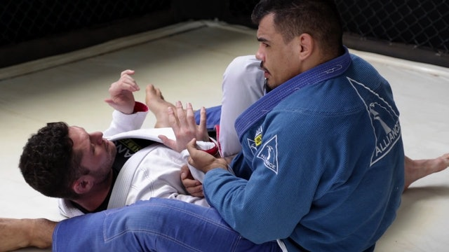 50_50 Guard to Back Take [BJJ-04-10-02]