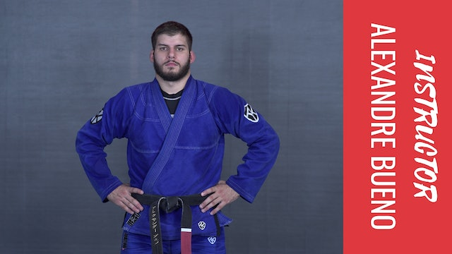 Instructor - Alexandre Bueno