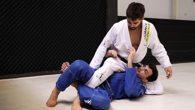 High Bridge Sweep  [BJJ-04-03-34]