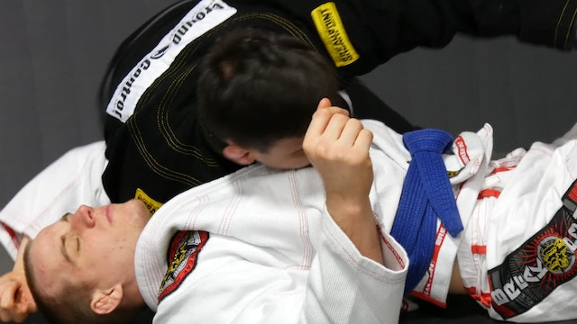 Dropping the Hip to the Strong Hook Side [BJJ-03-05-01]