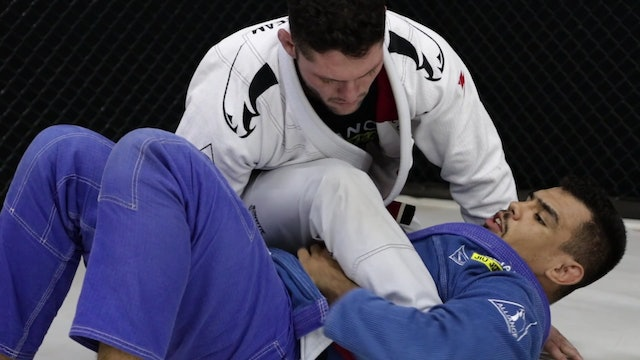 Escaping to Single Leg X Guard [BJJ-06-01-06]