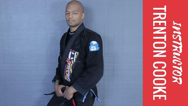 Instructor - Trenton Cooke