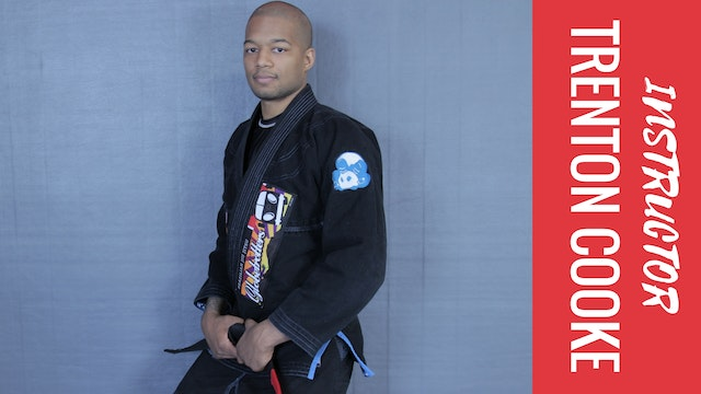 "Instructor - Trenton ""Botinha"" Cooke"