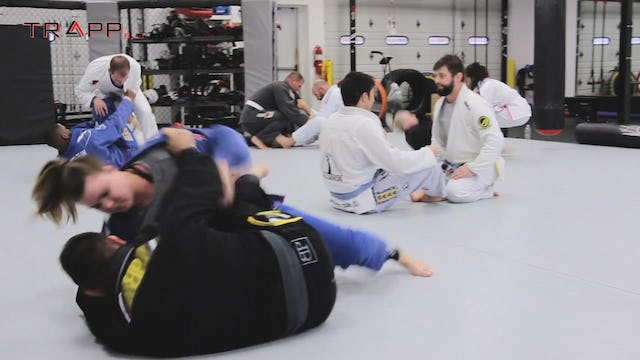 JP Seminar at Bel Air BJJ & MMA - Half Guard