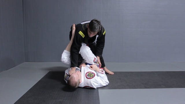 Dropping Straight to Mount [BJJ-03-08...