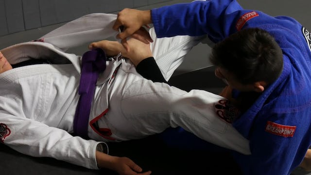 Straight Ankle Lock [BJJ-05-07-01]
