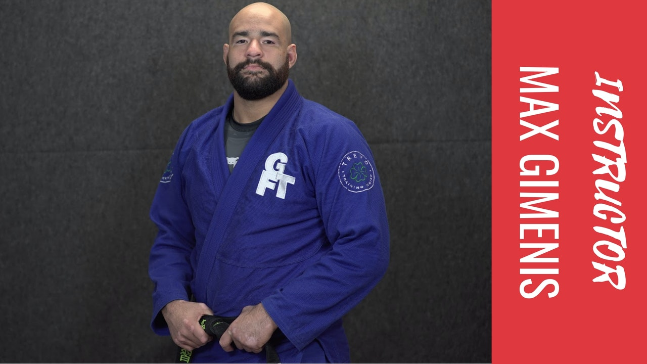 Instructor - Max Gimenis