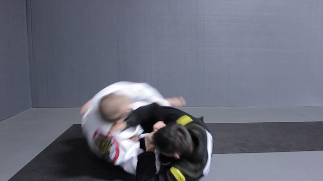 Scissor Sweep [BJJ-04-01-01]