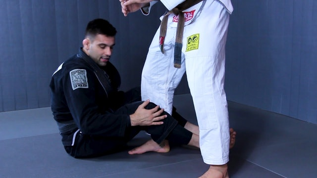 Hip Mobility Drill #3  [BJJ-07-02-04]