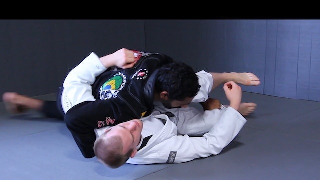 Clearing the Lasso to Leg Drag [BJJ-03-06-03]