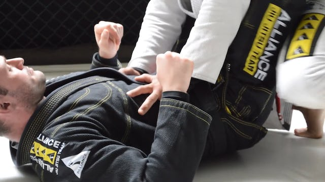 Way to Guard #1 [BJJ-03-01-05]