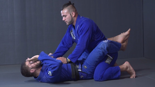 Elevated Flower Sweep [BJJ-04-01-12]
